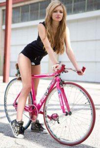 จักรยานผู้หญิง
