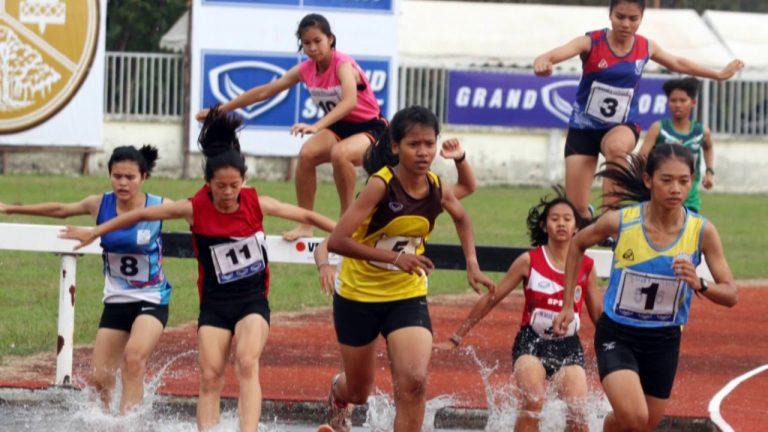การแข่งขันกีฬาระดับเยาวชน