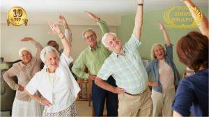 บริหารร่างกายในยามเช้าสำหรับผู้สูงอายุ